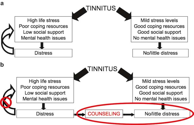 Tinnitus treatment picture: the effects of counselling on tinnitus annoyance